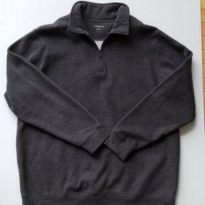 Men's 3/4 Zip Sweatshirt